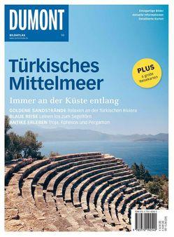 DuMont BILDATLAS Türkisches Mittelmeer von Geiss,  Heide Marie Karin, Wrba,  Ernst