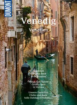 DuMont BILDATLAS Venedig von Lubenow,  Sabine, Maunder,  Hilke, Schaefer,  Barbara