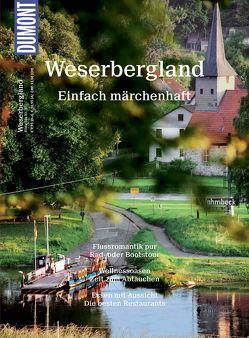 DuMont Bildatlas Weserbergland von Diers,  Knut, Knoll,  Georg