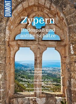 DuMont BILDATLAS Zypern von Miethig,  Martina, Richter,  Jürgen