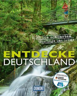 DuMont Bildband Entdecke Deutschland von Grubbe,  Gerhard, Pietsch,  Reinhard