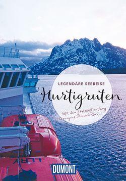 DuMont Bildband Legendäre Seereise Hurtigruten von Möbius,  Michael, Nowak,  Christian, Ster,  Annette