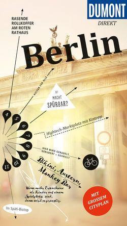 DuMont direkt Reiseführer Berlin von Giebel,  Wieland