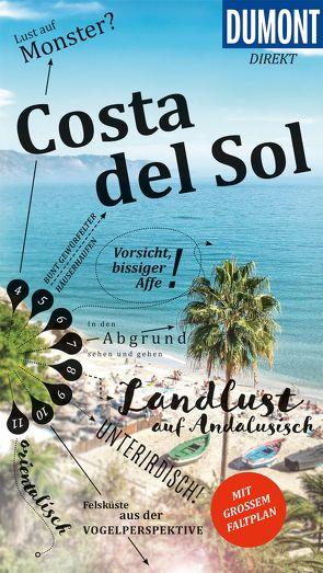 DuMont direkt Reiseführer Costa del Sol von Blázquez,  Manuel García