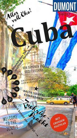 DuMont direkt Reiseführer Cuba von Krüger,  Dirk