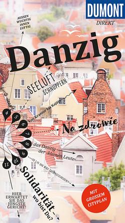 DuMont direkt Reiseführer Danzig von Schulze,  Dieter