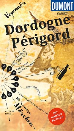 DuMont direkt Reiseführer Dordogne, Périgord von Görgens,  Manfred