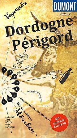 DuMont direkt Reiseführer Dordogne, Perigord von Miller,  Alo, Miller,  Nikolaus