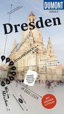 DuMont direkt Reiseführer Dresden von Klose,  Siiri