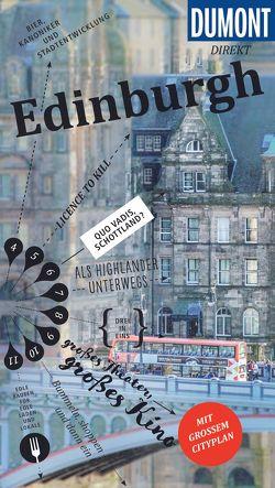 DuMont direkt Reiseführer Edinburgh von Eickhoff,  Matthias