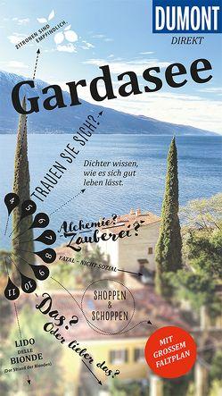 DuMont direkt Reiseführer Gardasee von Schaefer,  Barbara