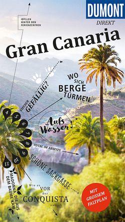 DuMont direkt Reiseführer Gran Canaria von Gawin,  Izabella