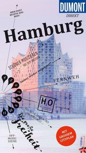 DuMont direkt Reiseführer Hamburg von Groschwitz,  Ralf
