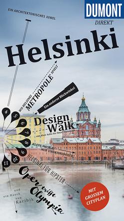 DuMont direkt Reiseführer Helsinki von Quack,  Ulrich, Rixen,  Judith