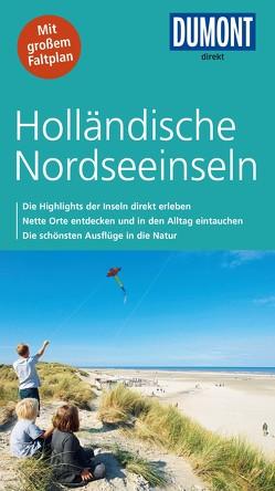 DuMont direkt Reiseführer Holländische Nordseeinseln von van der Wal,  Jaap, Völler,  Susanne