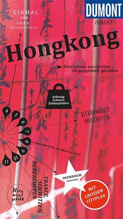 DuMont direkt Reiseführer Hongkong von Fülling,  Oliver