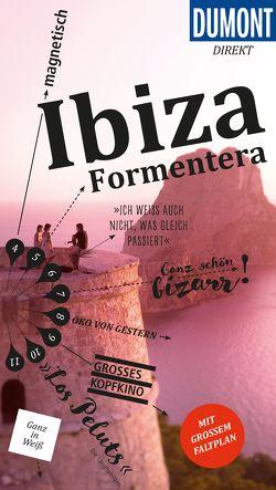 DuMont direkt Reiseführer Ibiza, Formentera von Krause,  Patrick