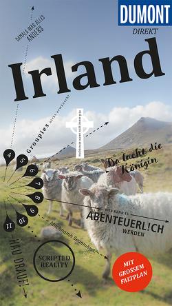 DuMont direkt Reiseführer Irland von Biege,  Bernd