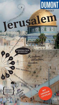 DuMont direkt Reiseführer Jerusalem von Rauch,  Michel