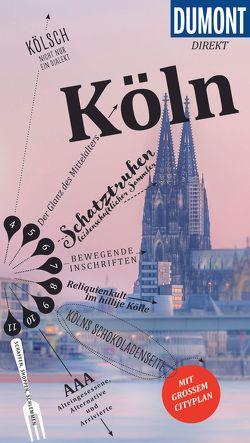 DuMont direkt Reiseführer Köln von Bongartz,  Marianne