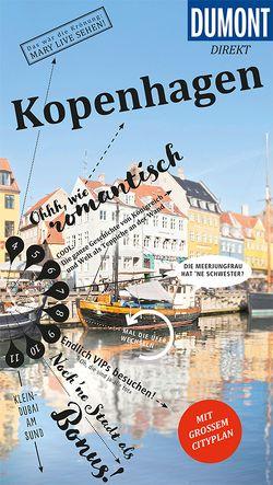 DuMont direkt Reiseführer Kopenhagen von Klüche,  Hans