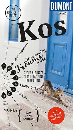 DuMont direkt Reiseführer Kos von Bötig,  Klaus