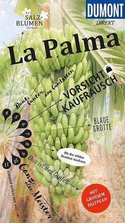 DuMont direkt Reiseführer La Palma von Schulze,  Dieter