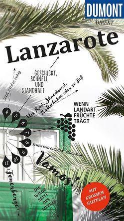 DuMont direkt Reiseführer Lanzarote von Reisenegger,  Verónica