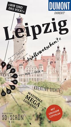 DuMont direkt Reiseführer Leipzig von Buhl,  Susann