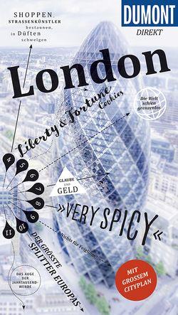 DuMont direkt Reiseführer London von Sahla,  Peter