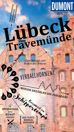 DuMont direkt Reiseführer Lübeck Travemünde von Adams,  Nicoletta