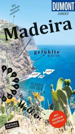 DuMont direkt Reiseführer Madeira von Lipps-Breda,  Susanne