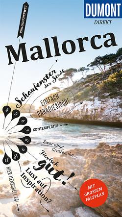 DuMont direkt Reiseführer Mallorca von Breda,  Oliver, Lipps-Breda,  Susanne