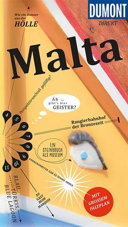 DuMont direkt Reiseführer Malta von Latzke,  Hans E.