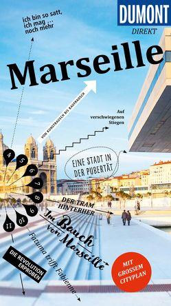 DuMont direkt Reiseführer Marseille von Simon,  Klaus