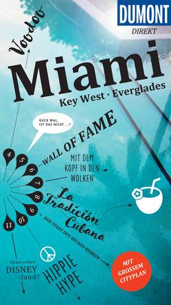 DuMont direkt Reiseführer Miami von Moll,  Sebastian