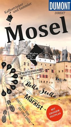 DuMont direkt Reiseführer Mosel von Henss,  Rita