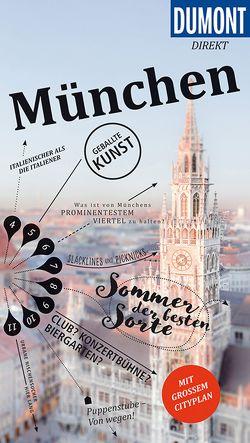 DuMont direkt Reiseführer München von Fazekas,  Agnes