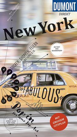 DuMont direkt Reiseführer New York von Moll,  Sebastian