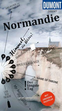 DuMont direkt Reiseführer Normandie von Simon,  Klaus