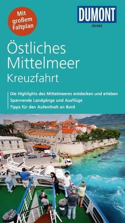 DuMont direkt Reiseführer Östliches Mittelmeer Kreuzfahrt von Hart,  Simon, Nielitz-Hart,  Lilly