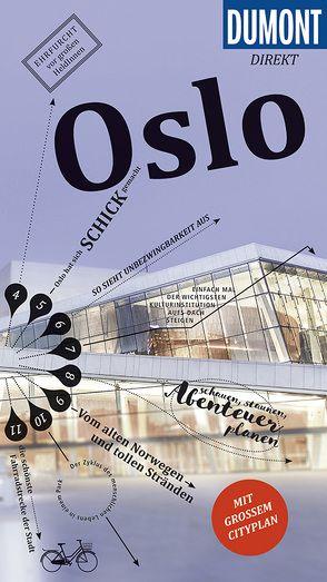 DuMont direkt Reiseführer Oslo von Banck,  Marie Helen