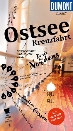 DuMont direkt Reiseführer Ostsee-Kreuzfahrt von Nowak,  Christian