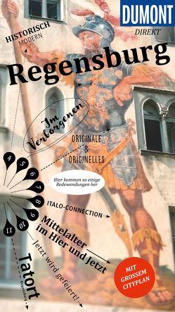 DuMont direkt Reiseführer Regensburg von Schetar,  Daniela