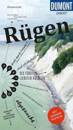 DuMont direkt Reiseführer Rügen von Eggert,  Dagny