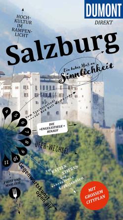 DuMont direkt Reiseführer Salzburg von Weiss,  Walter M.