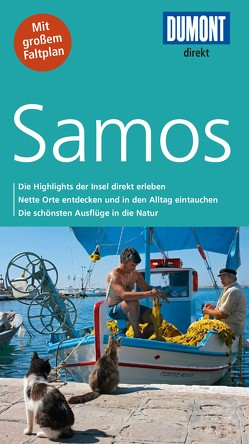 DuMont direkt Reiseführer Samos von Bötig,  Klaus
