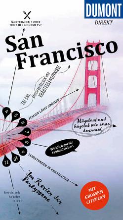 DuMont Direkt Reiseführer San Francisco von Braunger,  Manfred