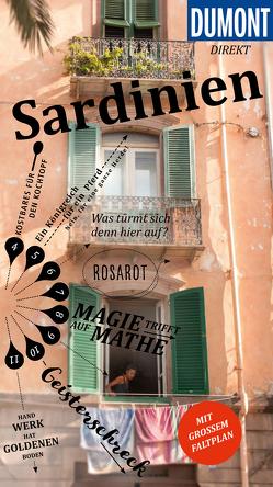 DuMont direkt Reiseführer Sardinien von Stieglitz,  Andreas