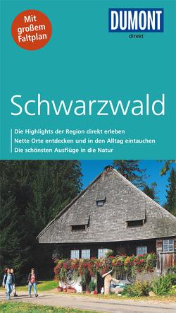 DuMont direkt Reiseführer Schwarzwald von Hiltermann,  Heiner